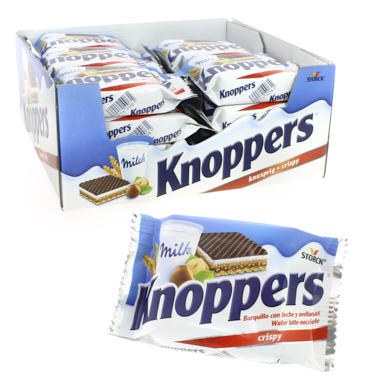BARQUILLOS KNOPPERS