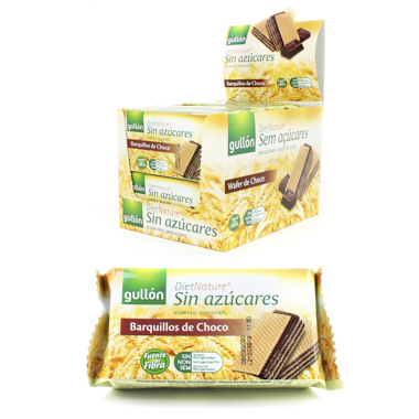 WAFER DIET NATURE CHOCO