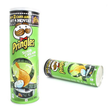 PRINGLES SABOR SOUR CREAM