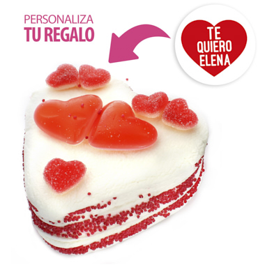 TARTA MINI CORAZON