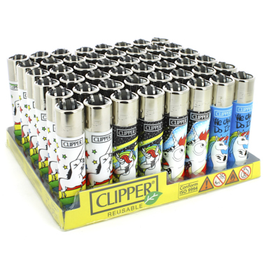 MECHEROS CLIPPER UNICORNS