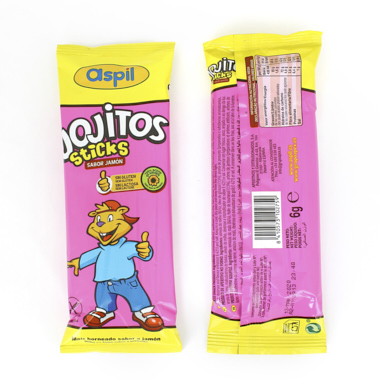 JOJITOS STICKS SABOR JAMON ASPIL