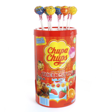 CHUPA CHUPS BOTE THE BEST