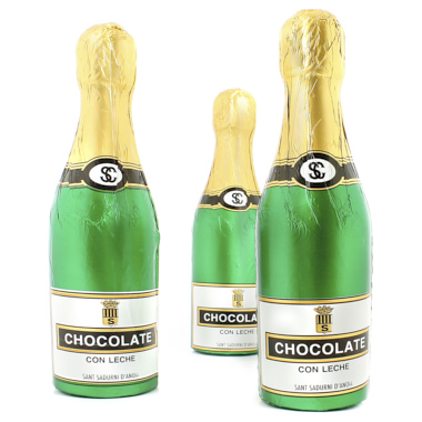 BOTELLAS CAVA BENJAMIN CHOCOLATE