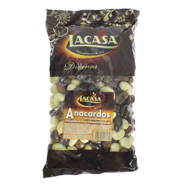 ANACARDO CON CHOCOLATE