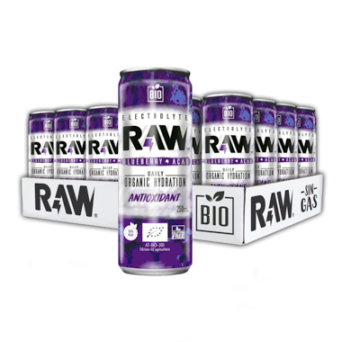 RAW BIO BLUEBERRY&ACAI