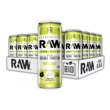 RAW BIO LEMON&LIME
